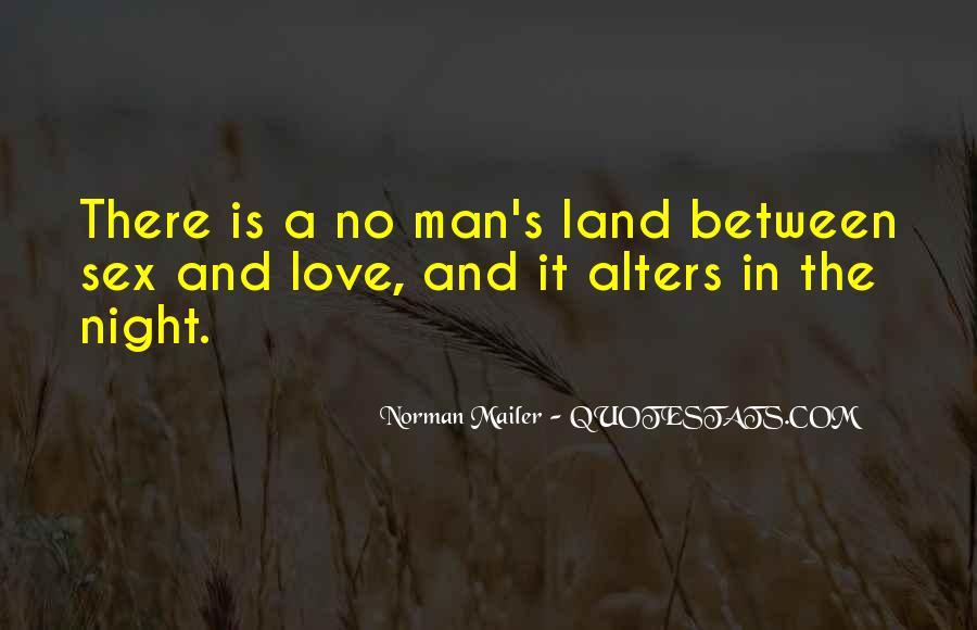 No Man's Land Quotes #327530