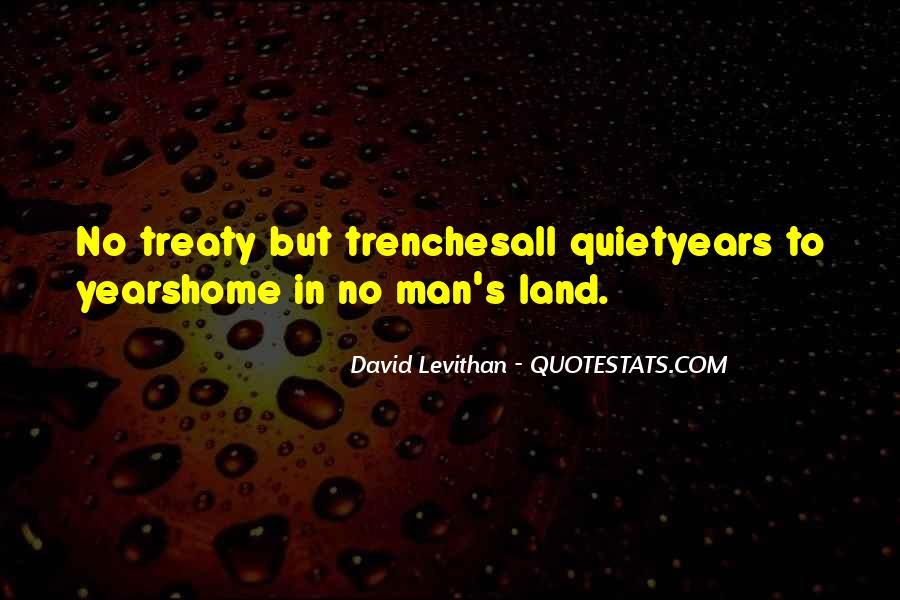 No Man's Land Quotes #538844