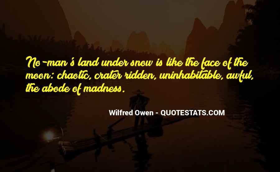 No Man's Land Quotes #67768