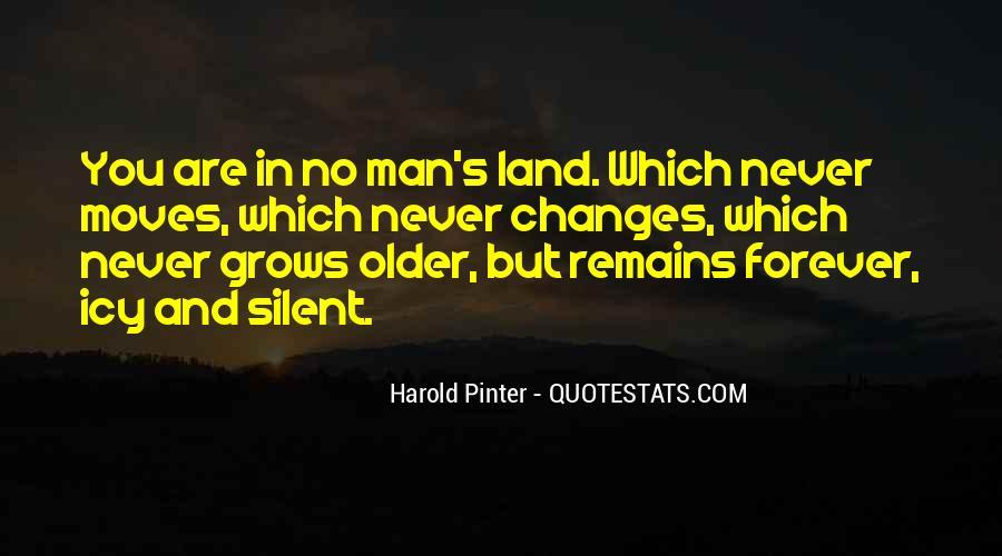 No Man's Land Quotes #737818