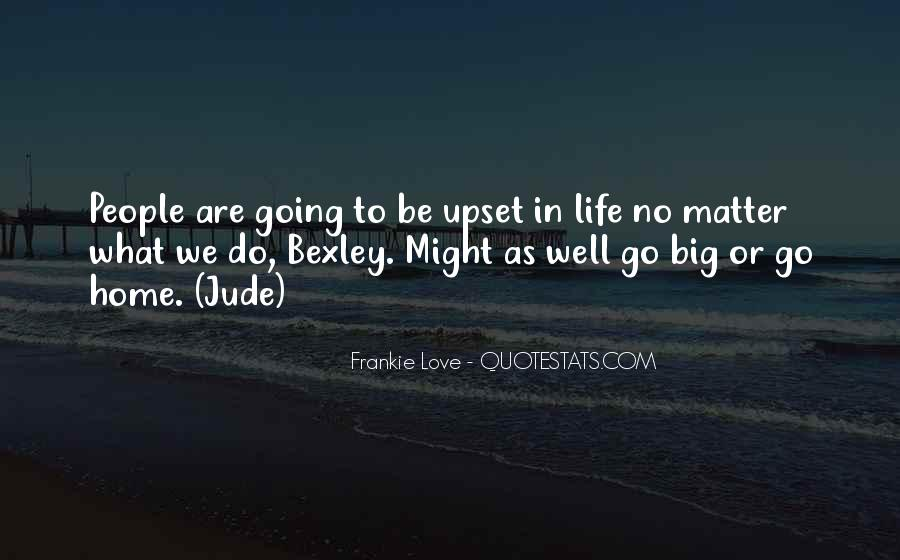 No Matter How Far Love Quotes #33568