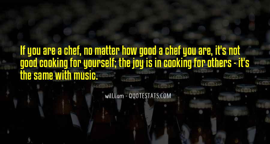 No Matter How Good You Are Quotes #1165801