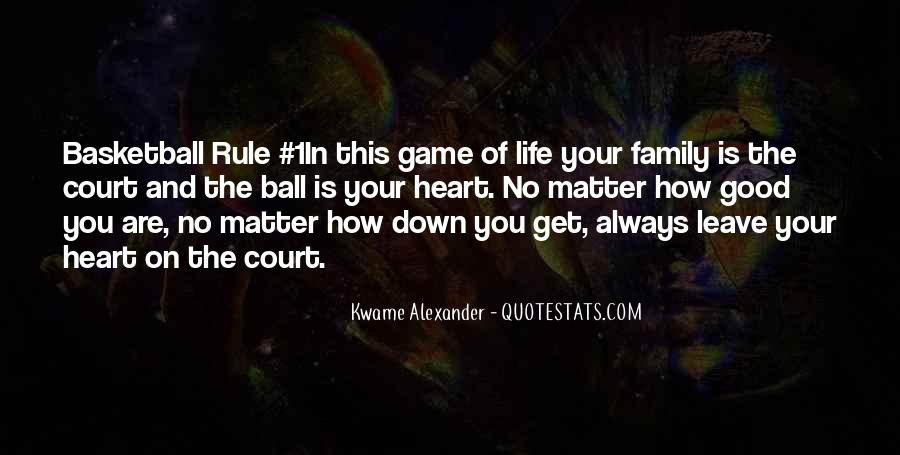 No Matter How Good You Are Quotes #1467662