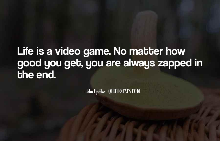 No Matter How Good You Are Quotes #1511332