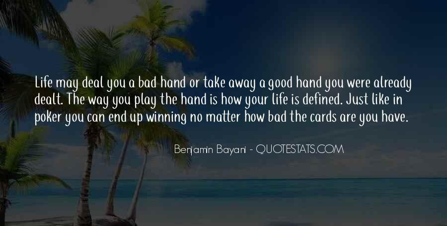 No Matter How Good You Are Quotes #962236
