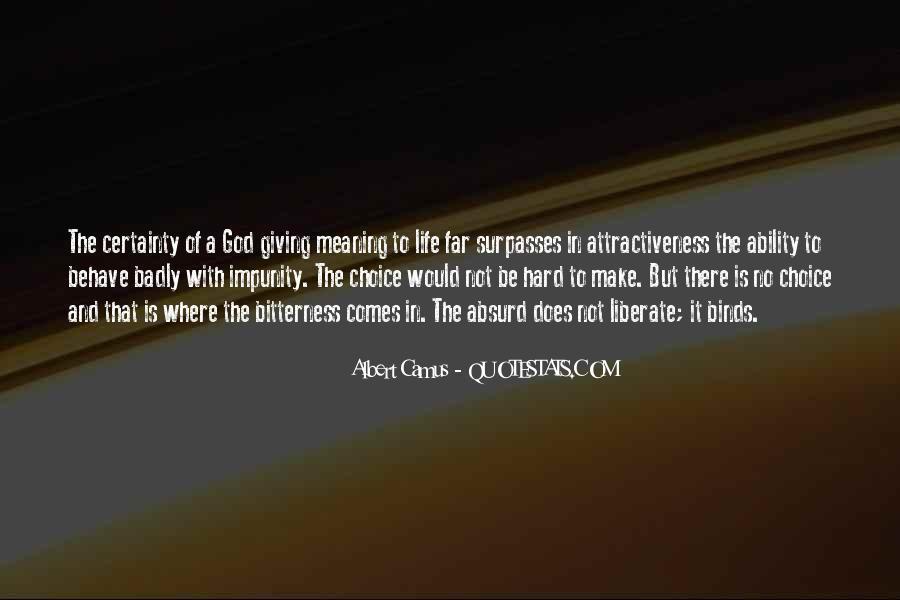 Quotes About Camus God #1645975