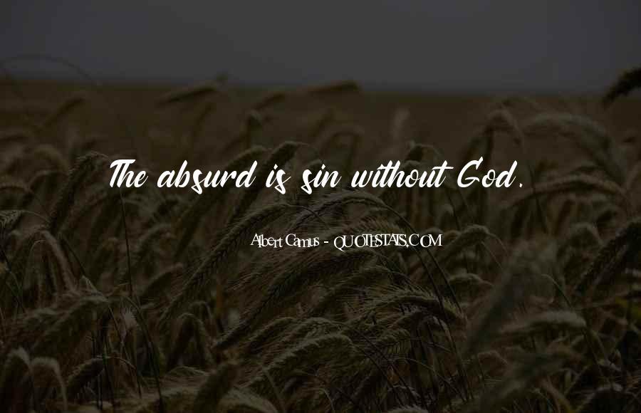 Quotes About Camus God #1732493