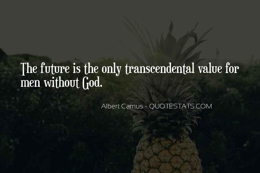 Quotes About Camus God #1753487