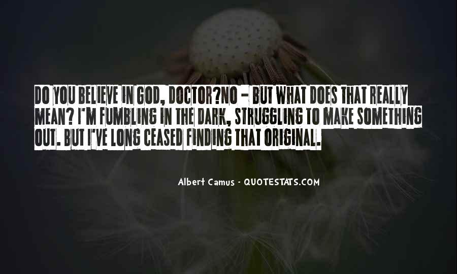 Quotes About Camus God #286025