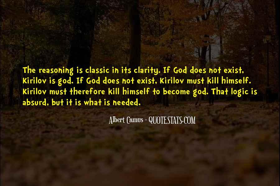 Quotes About Camus God #406490