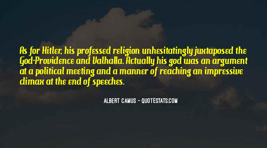 Quotes About Camus God #420186