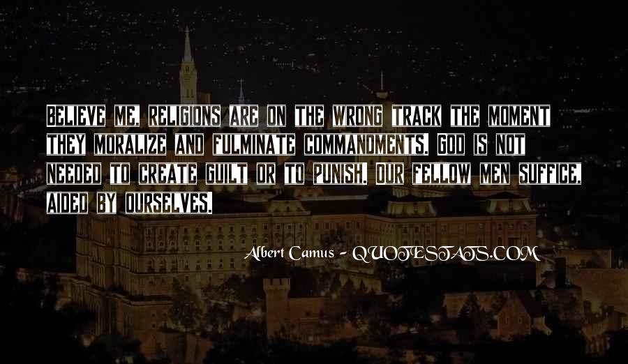 Quotes About Camus God #60821