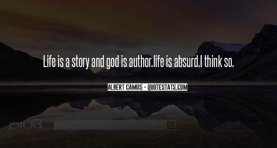 Quotes About Camus God #651611