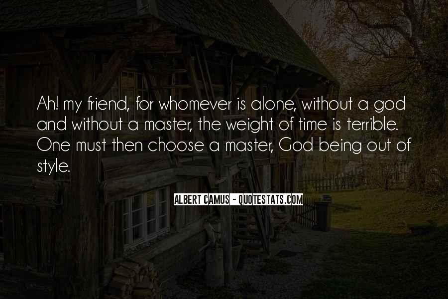 Quotes About Camus God #949429