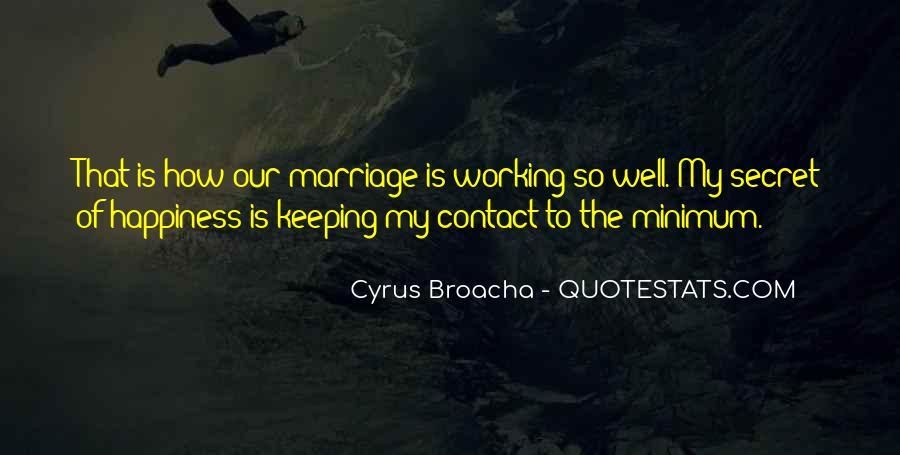 No More Contact Quotes #106115