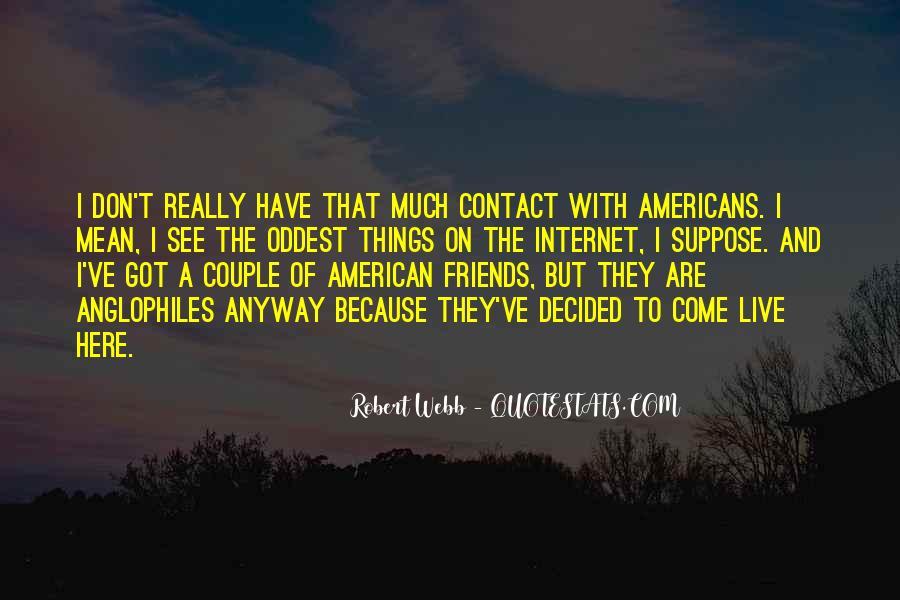 No More Contact Quotes #11311