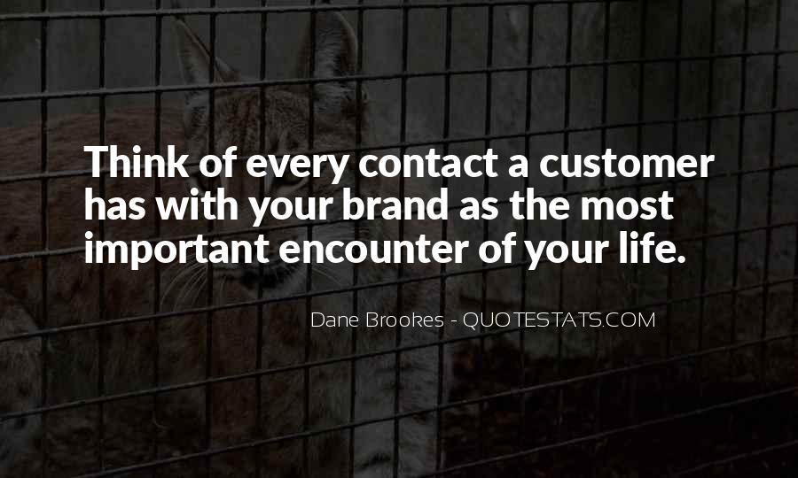 No More Contact Quotes #20900