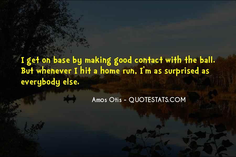 No More Contact Quotes #38079