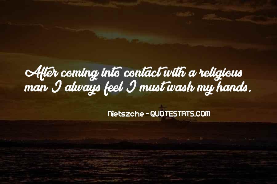 No More Contact Quotes #52118