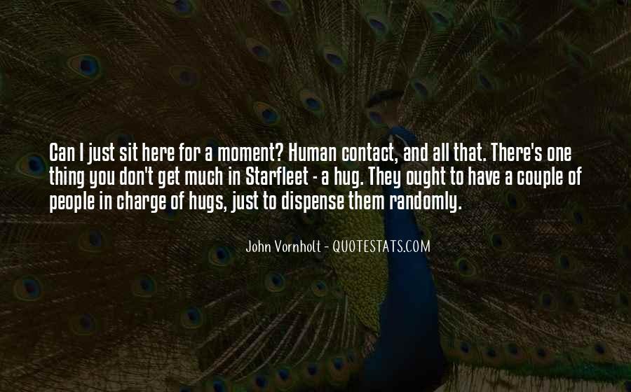 No More Contact Quotes #54434