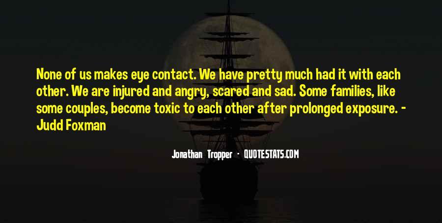 No More Contact Quotes #77043