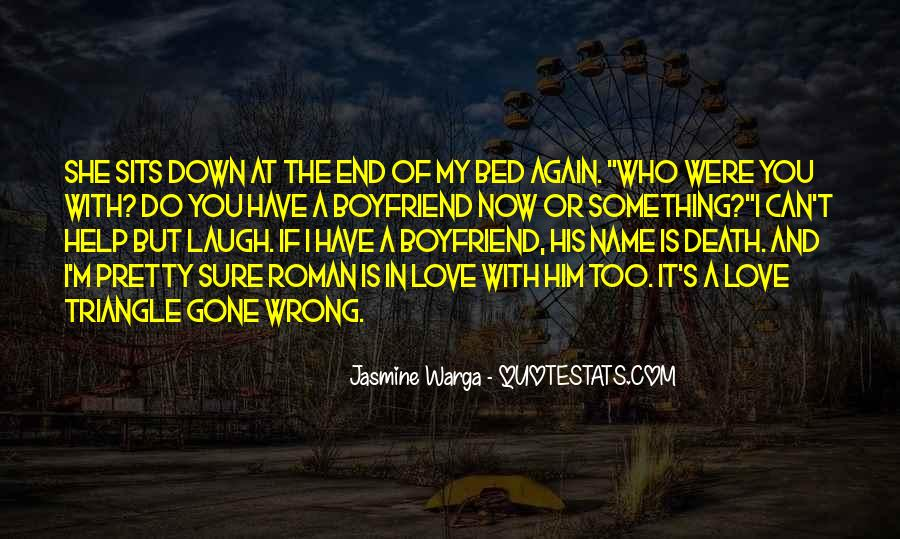 No More Love Again Quotes #10815