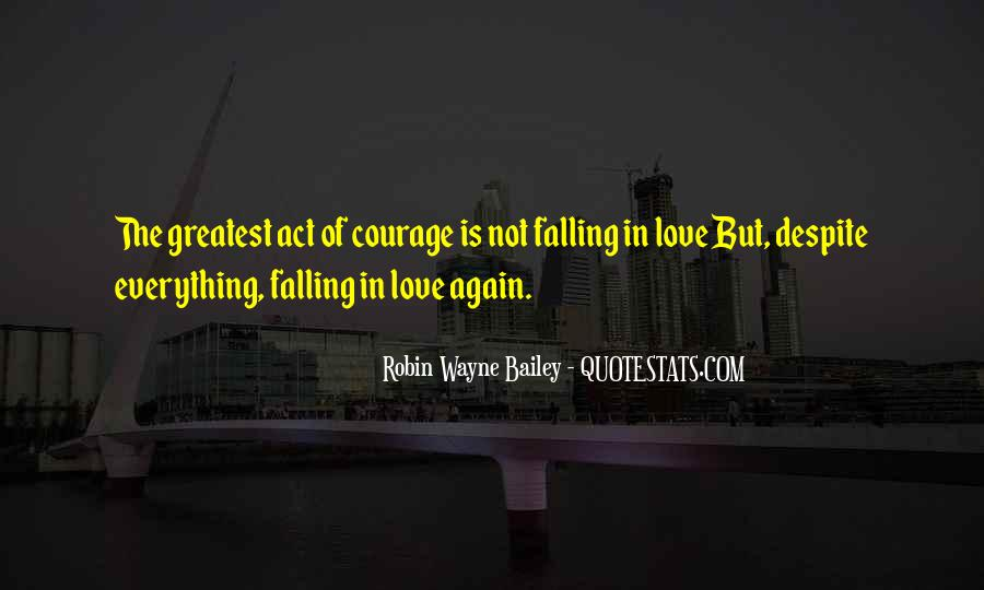 No More Love Again Quotes #23943