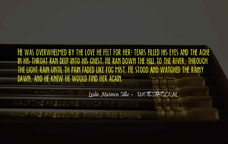 No More Love Again Quotes #47855