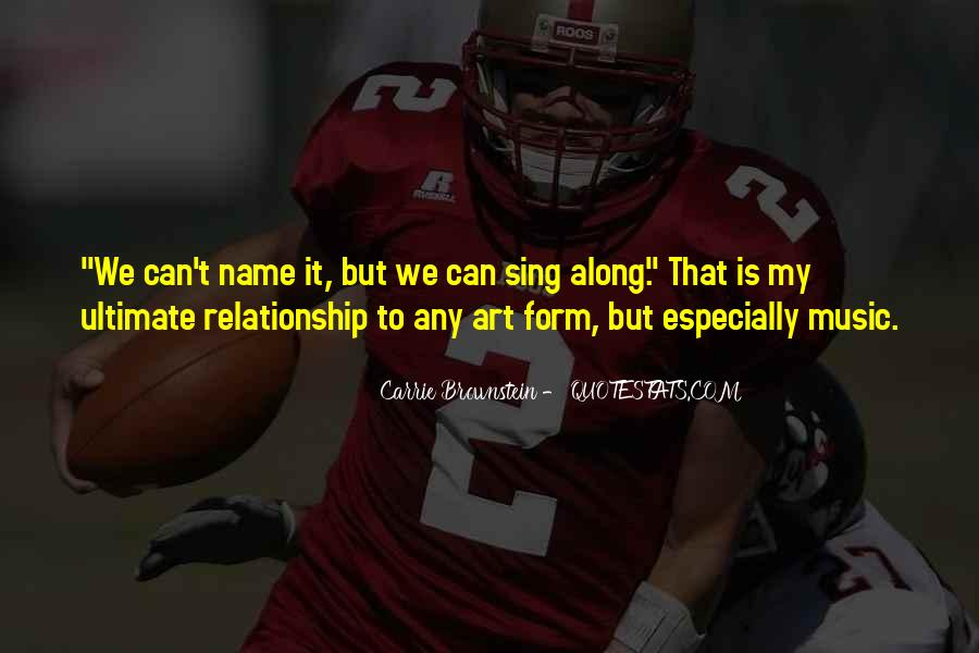 No Name Relationship Quotes #379047