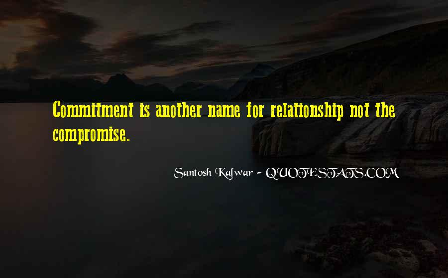 No Name Relationship Quotes #701173