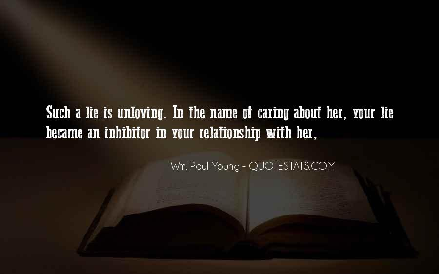 No Name Relationship Quotes #930386