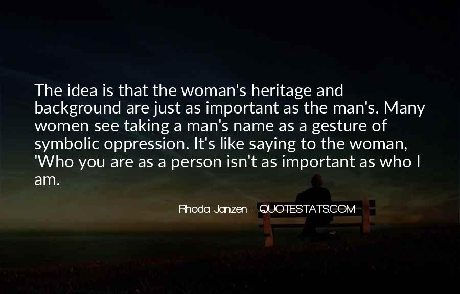 No Name Woman Important Quotes #318471