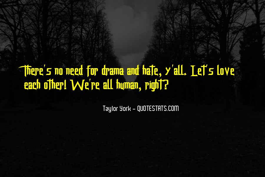 No Need Drama Quotes #148251