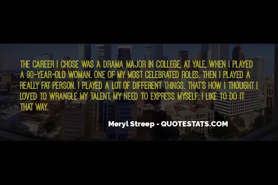 No Need Drama Quotes #149723