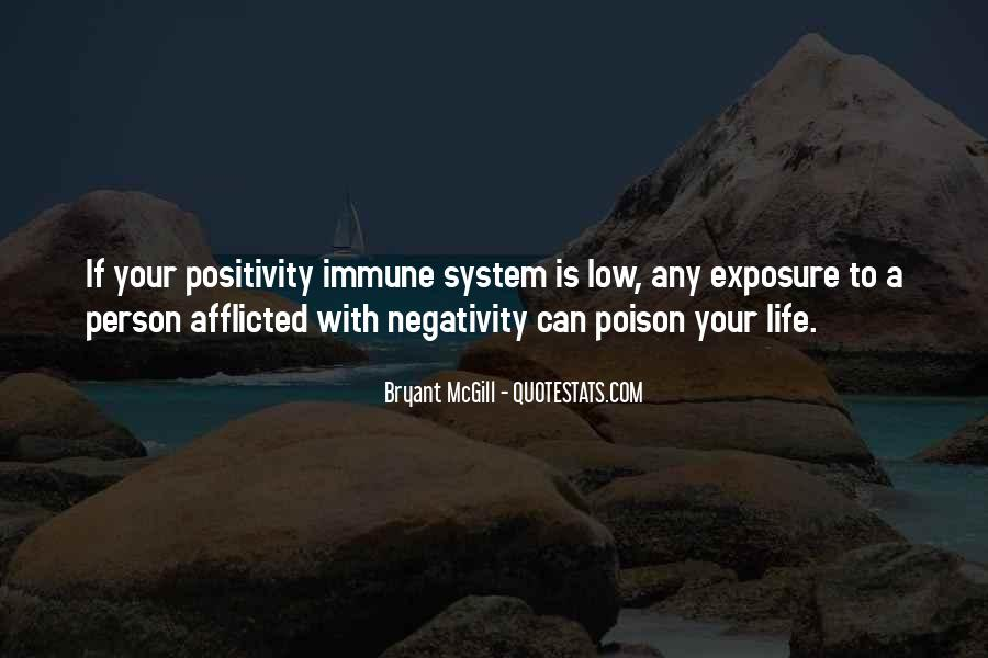 No Negativity In My Life Quotes #572717