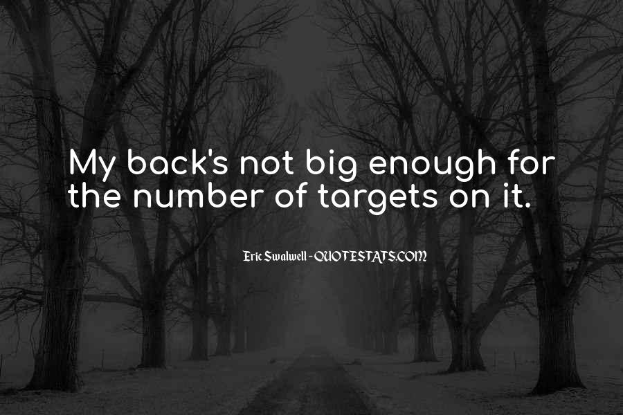 No One Has Your Back Quotes #2205