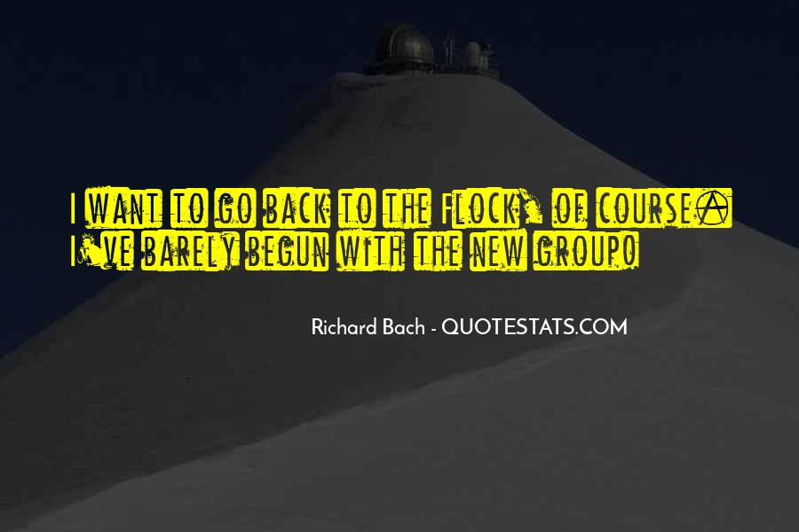 No One Has Your Back Quotes #4790