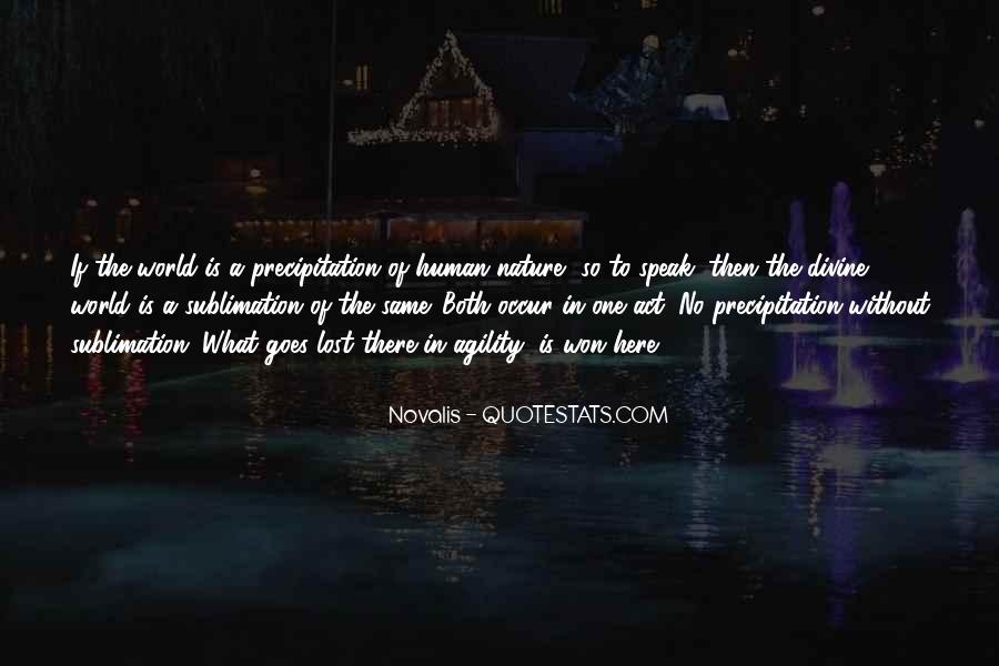 No One In The World Quotes #126383