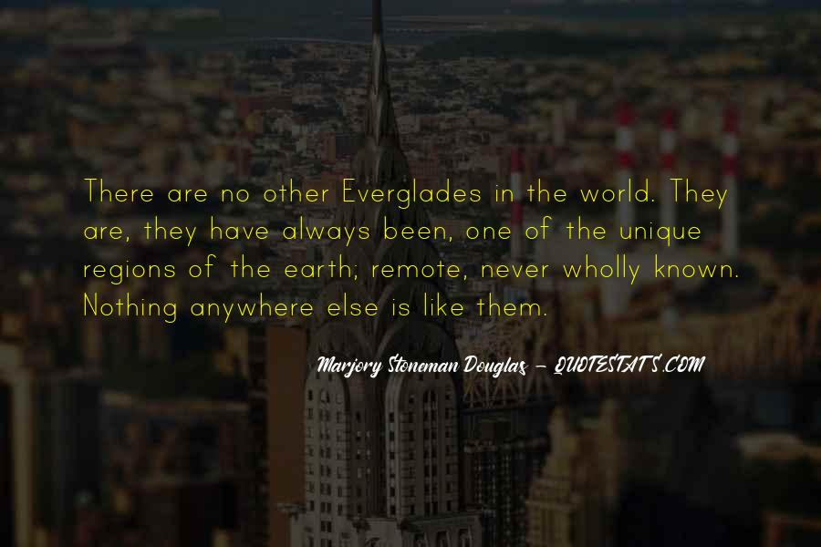 No One In The World Quotes #13082
