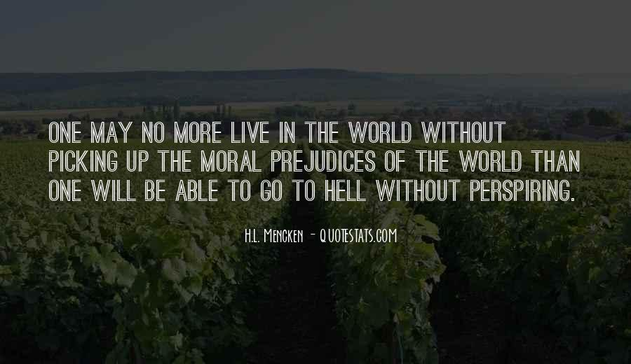 No One In The World Quotes #166101