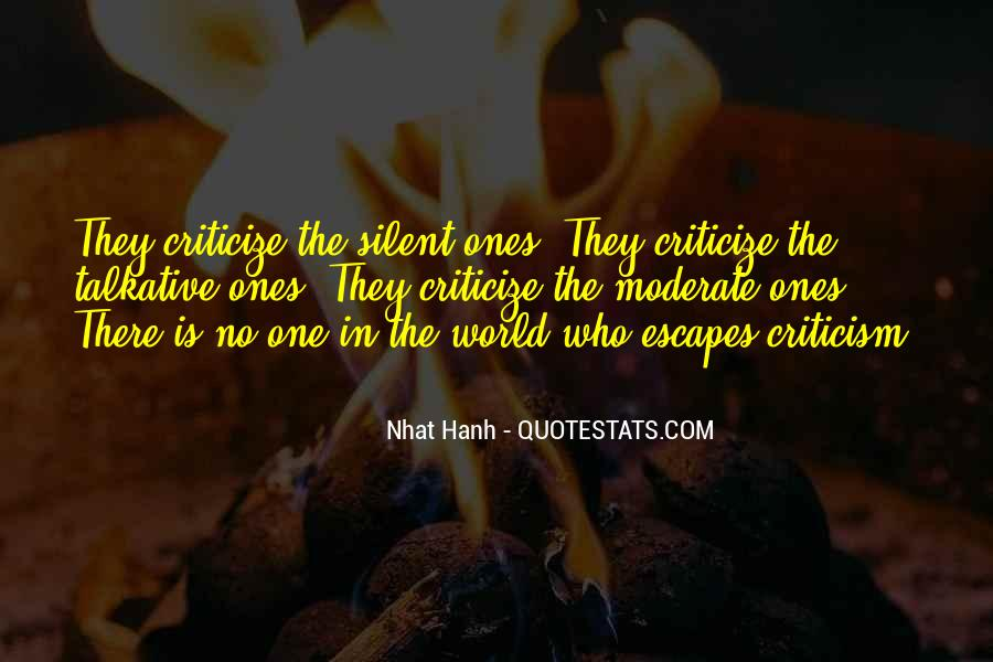No One In The World Quotes #179638