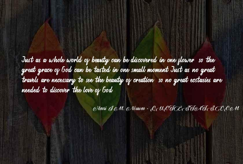 No One In The World Quotes #224683