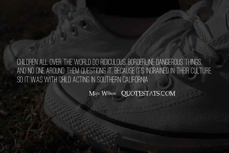 No One In The World Quotes #62331