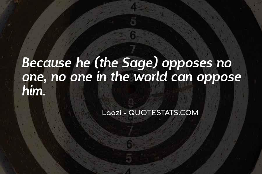 No One In The World Quotes #77889
