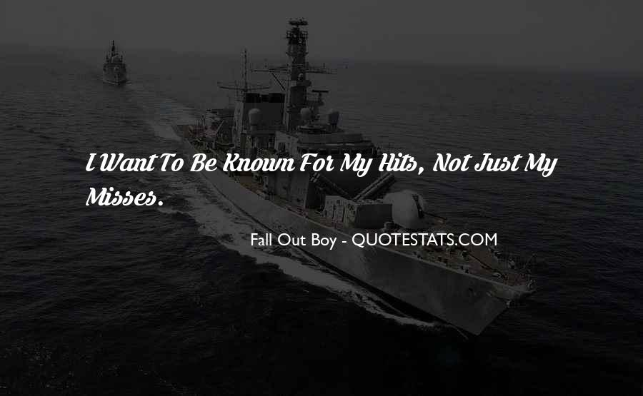 No One Misses Me Quotes #82450