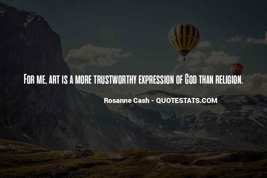 No One Trustworthy Quotes #31965