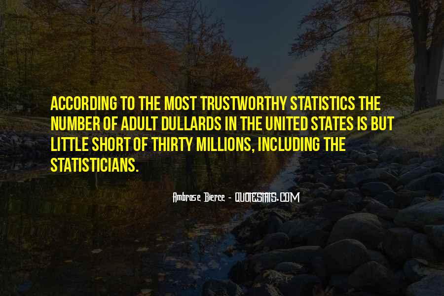 No One Trustworthy Quotes #55066