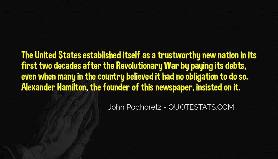 No One Trustworthy Quotes #84290