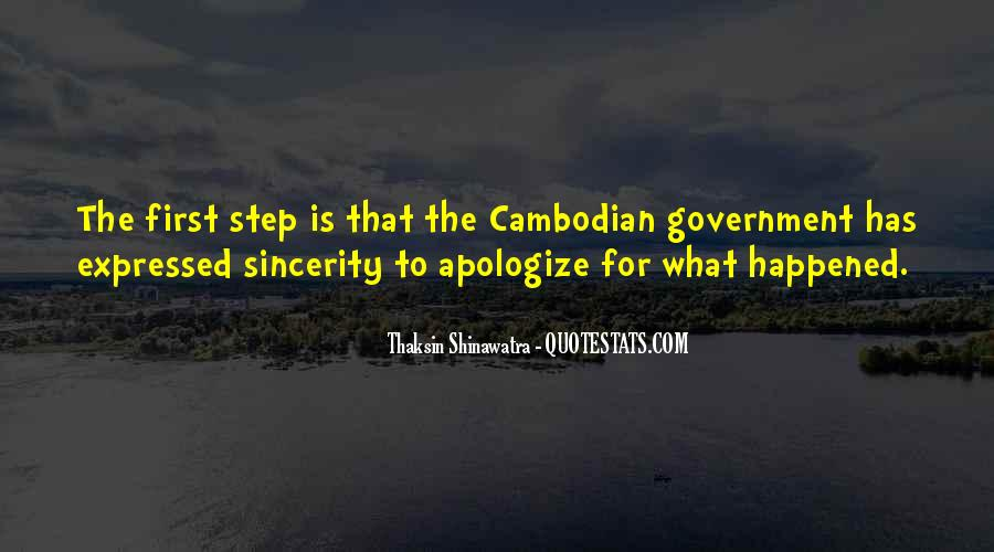 Quotes About Cambodian #453247