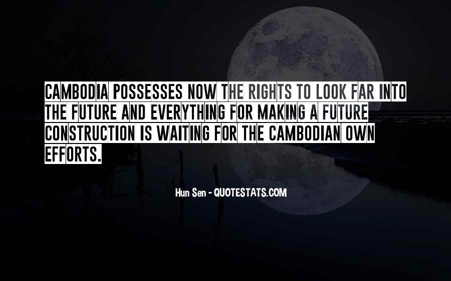 Quotes About Cambodian #545002